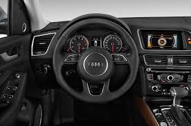 Audi Q5 2015 - 2015 audi q5 hybrid steering wheel interior photo automotive com