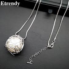 long necklace chain wholesale images Simple chain modern girl new long necklace women pendants fashion jpg