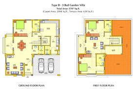 8 modern zen house designs and floor plans philippines with regard