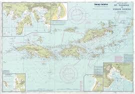 Bvi Map Traveltalkonline Bvi Chart Scans