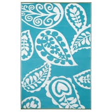 Large Outdoor Area Rugs by Aqua Outdoor Rug 8x10 Cancun Aqua Outdoor Rug Aqua Outdoor Rug
