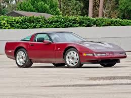 93 corvette zr1 1993 chevrolet corvette zr1 coupe 40th anniversary c 4 supercar