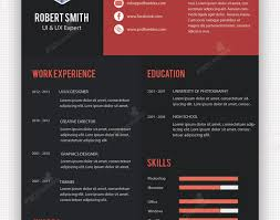 Free Resume Templates For Word 2013 Templates Free Resume Template Psd 4 Colors On Behance Inside