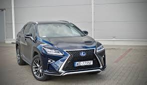 lexus suv hybrid cena lexus rx 450h f sport test testysamochodowe pl