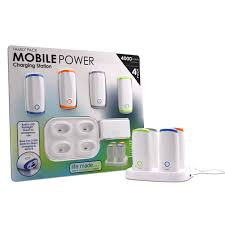 life made family pack mobile power charging station walmart com