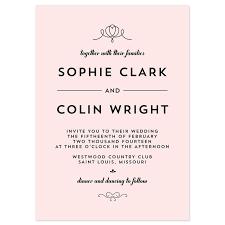 formal wedding invitation wording modern deco wedding invitation graphic design