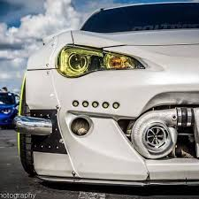 subaru brz rocket bunny white rocketbunny brz scion stance on instagram