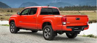 Tacoma Redesign 2018 Toyota Tacoma Review And Test Drive