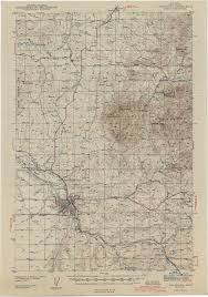 Montana Cities Map by