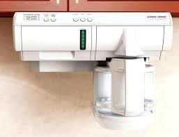 best under cabinet coffee maker best under counter coffee maker medium image for coffee maker