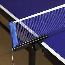 portable table tennis table portable table tennis net with cl post stand standard size