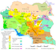South France Map by Map Of Ethnic Groups In Nigeria As It Revolves From 1901 2015