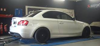 bmw 135i goes up to 450 hp thanks to a stage 4 tune seems