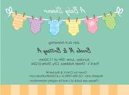 free downloadable baby shower templates