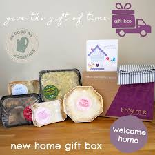 New Home Gift by New Home Gift Box Frozen Ready Meals Next Day Uk Delivery Thyme