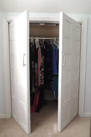 Bifold Closet Door Hinges Imposing Decoration Replacing Bifold Closet Doors With Bi