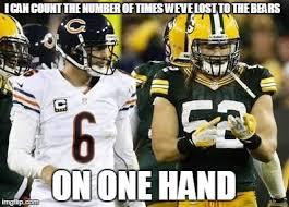 Bears Packers Meme - packers meme imgflip