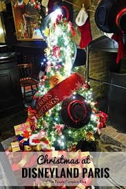 christmas at disneyland paris part 1