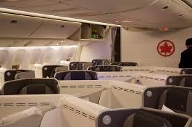 boeing 777 300er sieges toronto canada 28 janvier 2017 sièges de classe d affaires d