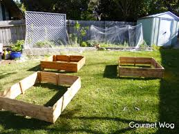 Making A Vegetable Garden Box by Pallet Vegetable Gardens By The Handy Husband U2026 Gourmet Wog