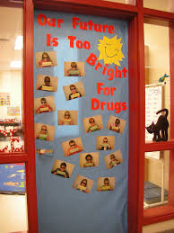 red ribbon week door decoration ideas home decoration ideas