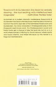 rosencrantz and guildenstern are dead tom stoppard 2015802132758