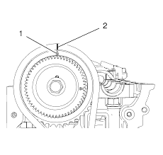 repair instructions off vehicle camshaft timing chain