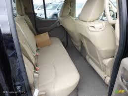 nissan frontier king cab beige interior 2013 nissan frontier sv v6 crew cab 4x4 photo