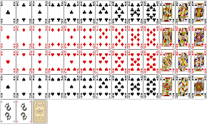 deck of cards order deck design and ideas