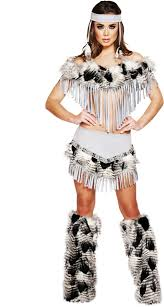 Indian Halloween Costume Women Pocahontas Costume Collection Ebay