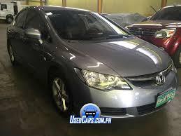 2nd honda cars 2nd honda civic 2008 1 8 s manual transmission used cars