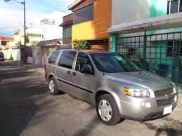 chevrolet uplander ls larga super cuidada 07 youtube