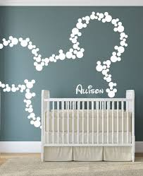 Wall Name Decals For Nursery Baby Name Wall Decals Unique Customized Name Wall Decals Products