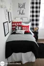 Alabama Bed Set Of Alabama Ua Crimson Roll Tide Designer Bedding