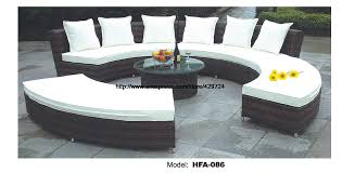 Popular Outdoor Patio Sofa Furniture RoundBuy Cheap Outdoor Patio - Round outdoor sofa