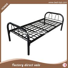 Where To Buy Metal Bed Frame by Single Military Stackable Metal Bed Frame Single Military