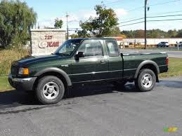 2001 ford ranger extended cab 4x4 2001 woodland green metallic ford ranger xlt supercab 4x4