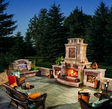 ultimate patio fireplace kings material