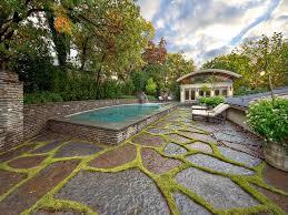 mid century modern landscape design ideas pool iimajackrussell