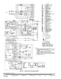 fig 55 u2014 typical unit wiring schematic carrier 48tfe008 014