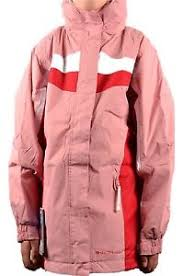 dare 2b kids ski jacket waterproof windproof pink red dka956 ebay