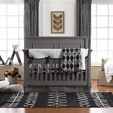 Grey And White Crib Bedding Liz U0026 Roo Kids N Cribs Bay Area Baby U0026 Kids Furniture Store