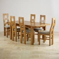 solid oak round dining table 6 chairs solid oak extending dining table and 6 chairs winsome solid oak