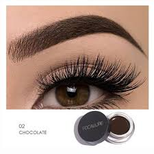 henna eye makeup 5 color henna eyebrow tint makeup waterproof eyebrow fit for a