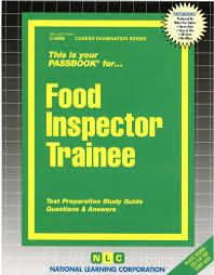 buy food inspector trainee career examination series book online