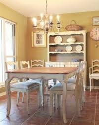 french country dining table french country dining room set round