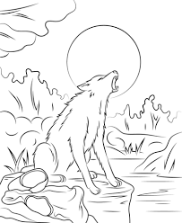 printable goosebumps bookmarks goosebump the werewolf coloring page free printable coloring pages