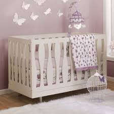 Purple Nursery Bedding Sets Furniture Rail Cover Purple Set Beautiful Nursery Bedding 9
