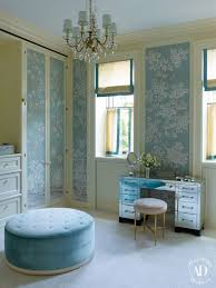 Ceiling Wallpaper by 6 Colorful Wallpaper Options For Your Bathroom Photos
