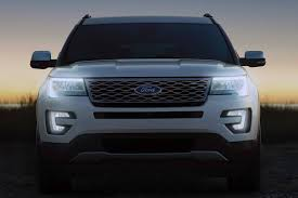 Ford Explorer Awd - 2017 ford explorer 4dr suv awd 3 5l 6cyl 6a specifications get
